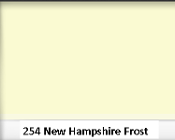 LEE HT 254 NEW HAMPSHIRE FROST