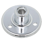CHROME FLANGE