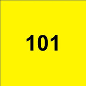 LEE 101 YELLOW