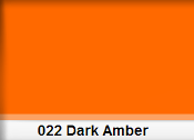 LEE HT 022 DARK AMBER